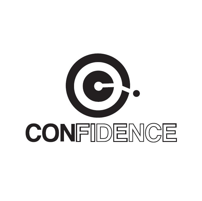confidence brand logo